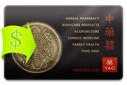 Recharge your YAO Clinic Card